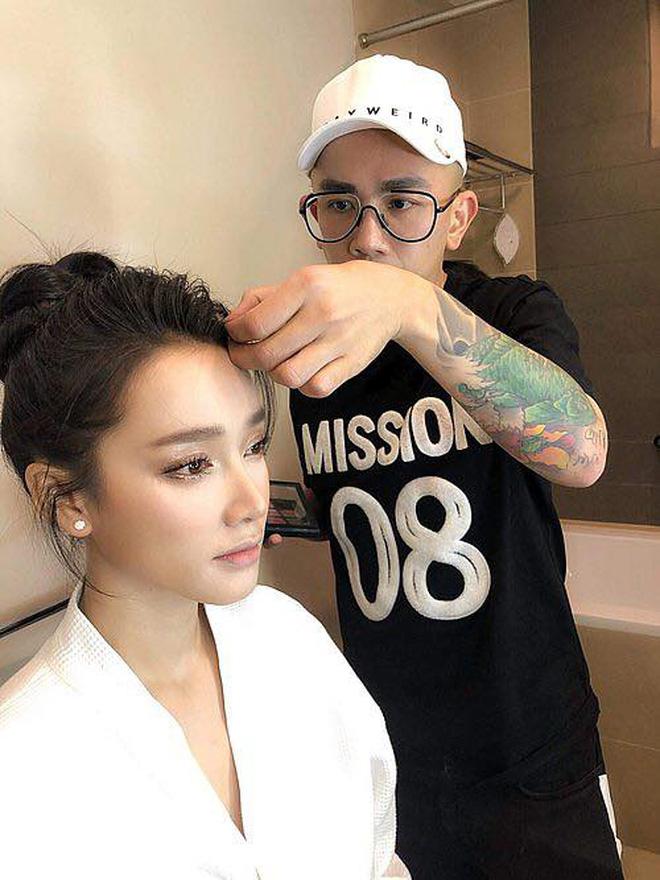 Phù thuỷ trang điểm cho Hoa hậu Đặng Thu Thảo và Nhã Phương, đột ngột qua đời, Mai Phương Thúy cùng dàn sao Việt bàng hoàng-13