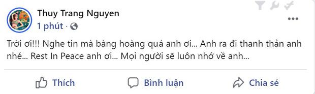Phù thuỷ trang điểm cho Hoa hậu Đặng Thu Thảo và Nhã Phương, đột ngột qua đời, Mai Phương Thúy cùng dàn sao Việt bàng hoàng-7