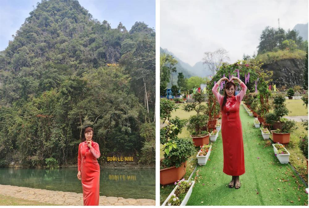 Cô dâu Cao Bằng 64 tuổi khoe được chồng trẻ 9X dắt đi chơi ngày lễ, còn tự tay đứng bếp cả tiếng để nấu cơm ngon cho vợ U70-2