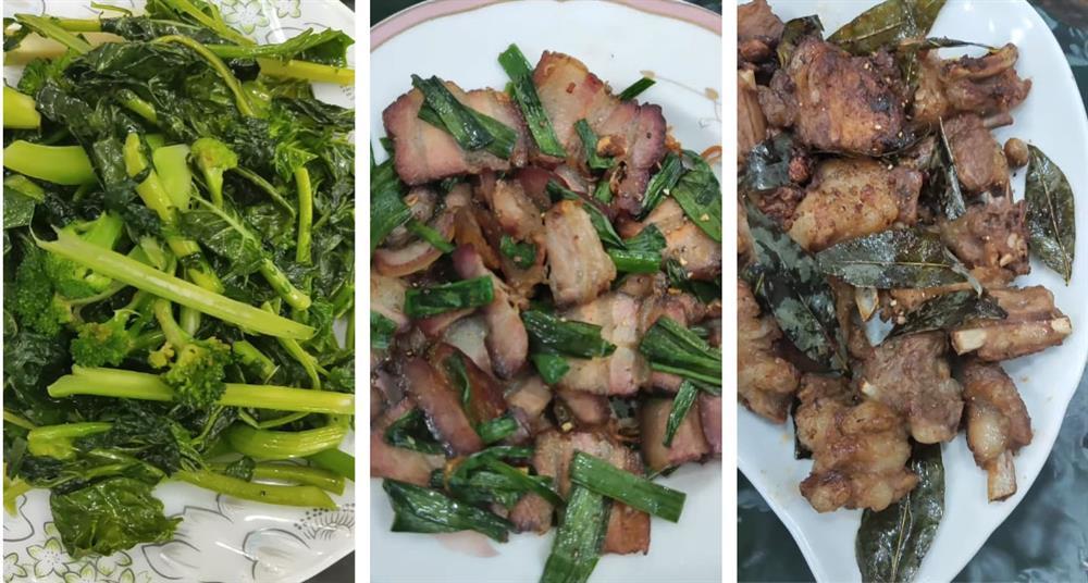 Cô dâu Cao Bằng 64 tuổi khoe được chồng trẻ 9X dắt đi chơi ngày lễ, còn tự tay đứng bếp cả tiếng để nấu cơm ngon cho vợ U70-6