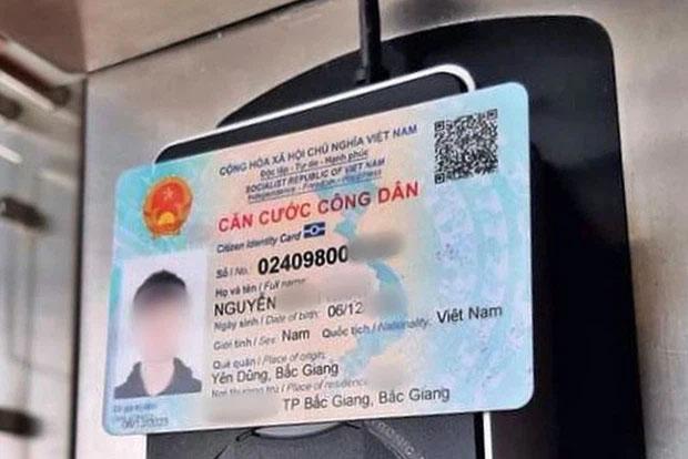 Hồ sơ đăng ký làm căn cước công dân gắn chip gồm những gì?-1