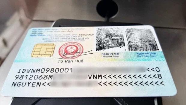 Hồ sơ đăng ký làm căn cước công dân gắn chip gồm những gì?-2