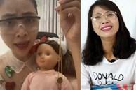 Thơ Nguyễn tuyên bố khởi kiện khi bị chỉ trích làm clip cho búp bê uống coca xin vía học giỏi cho các bạn nhỏ