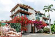 Hoa hậu lấy chồng đại gia có biệt thự rộng 1.200m2 giá 200 tỷ ở 'đất vàng' quận 2