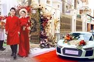 Cô dâu xinh như hoa hậu với dàn xe rước dâu trị giá 50 tỷ: Vợ thích ăn lẩu, chồng mở cả chuỗi nhà hàng, mẹ chồng luôn khen con dâu vì một điều đặc biệt!