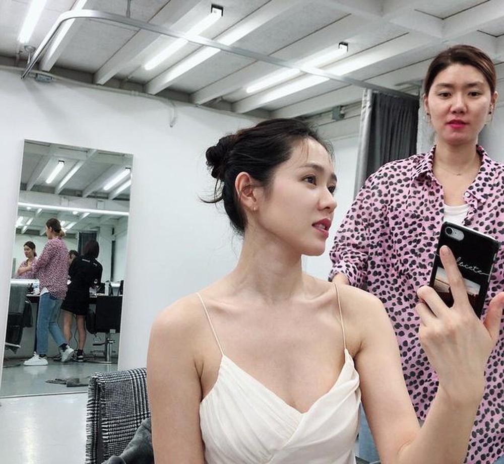 3 lý do khiến Son Ye Jin không thể để tóc ngắn: Tưởng nhan sắc của chị đẹp có thể cân mọi kiểu tóc, hóa ra không phải-8