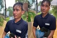 Anh chồng đẹp trai từng gây sốt với clip xin đi nhờ xe về bên vợ con trong vụ sạt lở kinh hoàng ở Trà Leng bây giờ ra sao?
