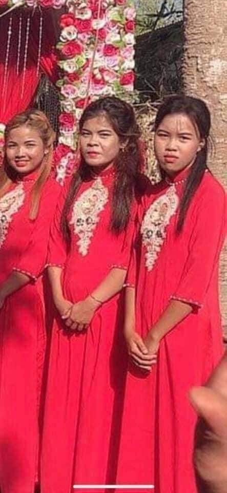 Ngày hot girl quận Cam Thúy Diễm lên xe hoa, trong dàn phù dâu xuất hiện người chị em thân thiết gây bão trên livestream năm nào, nhưng giờ vẫn chưa có người yêu?-4