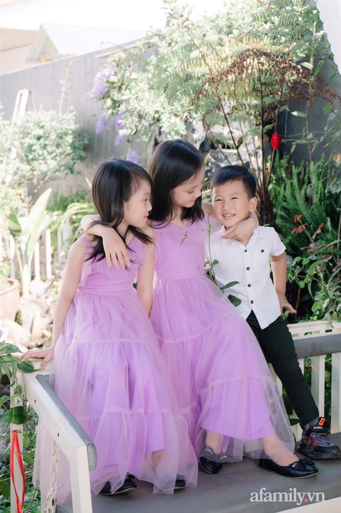 Bận rộn chăm sóc 3 con, bà mẹ đảm vẫn một tay thiết kế khu vườn đầy hoa đẹp như mơ ở Đắk Nông-6