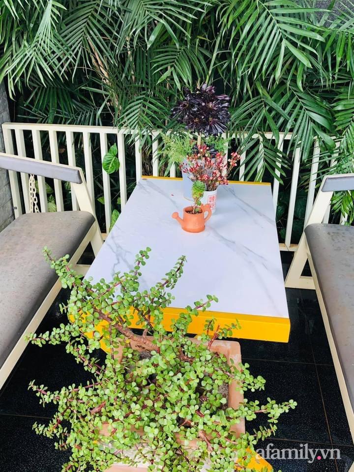 Bận rộn chăm sóc 3 con, bà mẹ đảm vẫn một tay thiết kế khu vườn đầy hoa đẹp như mơ ở Đắk Nông-21