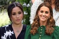 Thông tin mới về drama 'rơi nước mắt vì chiếc váy phù dâu': Meghan ném bó hoa của Kate vào thùng rác khiến chị dâu bật khóc