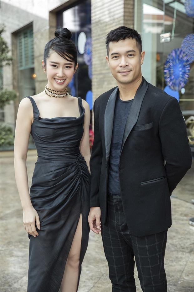 Lan Ngọc xác nhận Thuý Ngân và Trương Thế Vinh đã hẹn hò hơn 1 năm, bí mật có 1 cậu con trai chung?-5