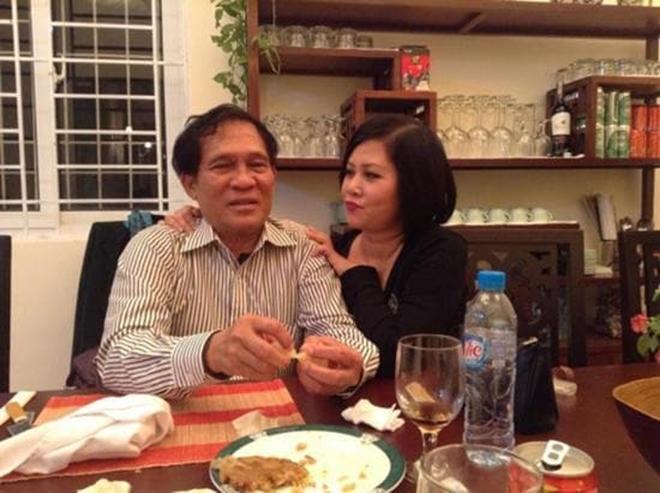 Cuộc đời NSND Minh Hằng: 25 năm lẻ bóng, hạnh phúc mới chưa được bao lâu thì chồng ra đi vì bạo bệnh-4