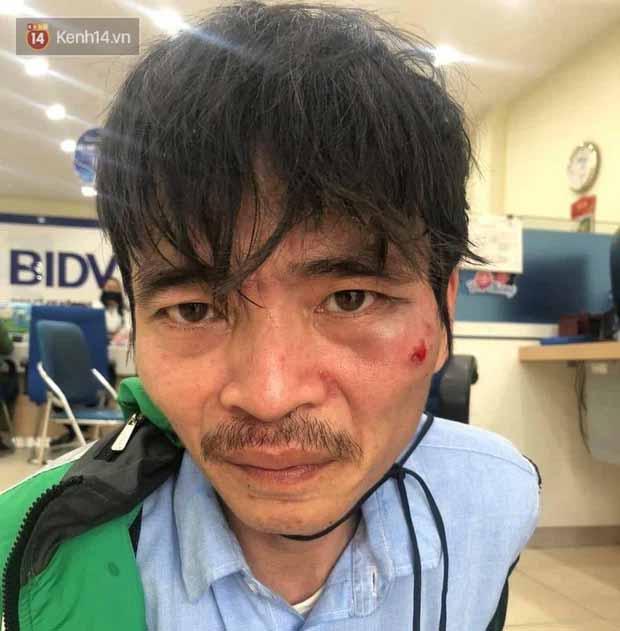 NÓNG: Lời khai đối tượng mặc áo Grab, mang theo súng và mìn cướp ngân hàng ở Hà Nội-1