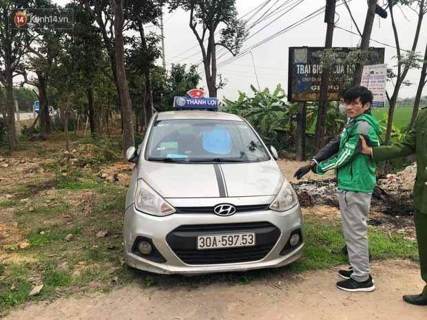 NÓNG: Lời khai đối tượng mặc áo Grab, mang theo súng và mìn cướp ngân hàng ở Hà Nội-2
