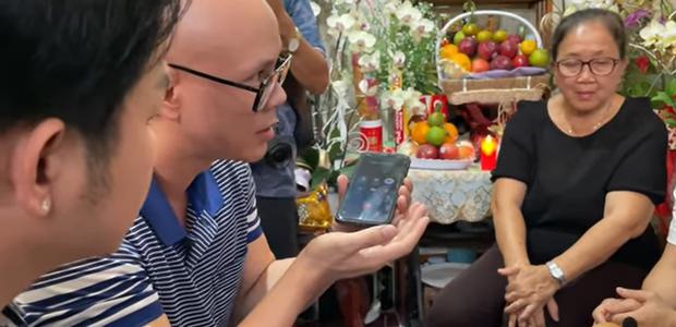 Phan Đinh Tùng và bố mẹ Vân Quang Long gọi điện đối chất với Linh Lan: Chính điều đó gây hiểu lầm, khiến em lên Facebook nói này nói nọ-1