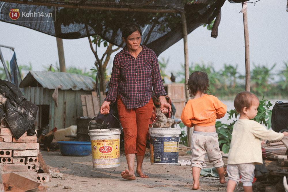 """Người mẹ sinh 14 đứa con ở Hà Nội, 3 đứa vướng vào lao lý: Cuộc đời này tôi chưa thấy ai khổ như mình""""-17"""