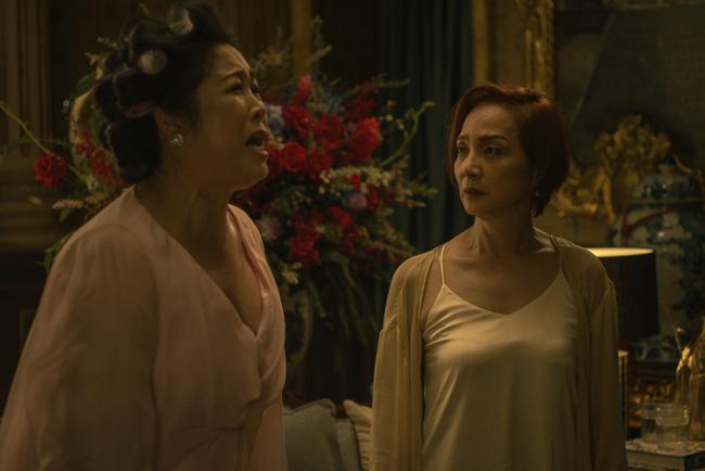 Gái già lắm chiêu V: Hé lộ đoạn thoại gay cấn của Hồng Vân - Lê Khanh, chị gái nhận làm tiểu tam 25 năm-4