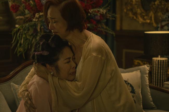 Gái già lắm chiêu V: Hé lộ đoạn thoại gay cấn của Hồng Vân - Lê Khanh, chị gái nhận làm tiểu tam 25 năm-3