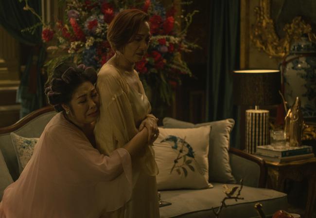 Gái già lắm chiêu V: Hé lộ đoạn thoại gay cấn của Hồng Vân - Lê Khanh, chị gái nhận làm tiểu tam 25 năm-2