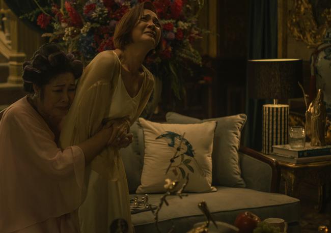 Gái già lắm chiêu V: Hé lộ đoạn thoại gay cấn của Hồng Vân - Lê Khanh, chị gái nhận làm tiểu tam 25 năm-1