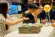 """Lâm Khánh Chi tuyên bố """"trúng xô"""" 10 tỷ đồng, 1 phút sau gây hoang mang vì vội xoá đi!"""