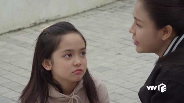 Con gái của Việt Anh trong Hướng dương ngược nắng khiến khán giả phát sốt với vẻ ngoài xinh xắn và diễn xuất thiên phú-1