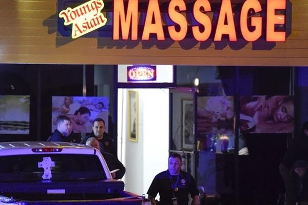 Xả súng liên tiếp tại Atlata (Mỹ), 8 người thiệt mạng, 1 nghi phạm bị bắt giữ-1