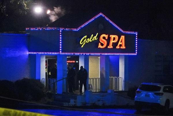 Xả súng liên tiếp tại Atlata (Mỹ), 8 người thiệt mạng, 1 nghi phạm bị bắt giữ-3