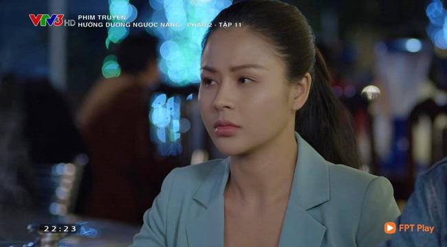 Hướng dương ngược nắng: Nghi vấn Châu - Phúc đang ở quê cô Hạnh, nhân vật mà vừa nhắc tên Minh đã tím mặt vì ghen-3