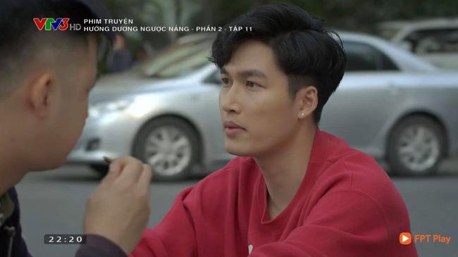 Hướng dương ngược nắng: Nghi vấn Châu - Phúc đang ở quê cô Hạnh, nhân vật mà vừa nhắc tên Minh đã tím mặt vì ghen-2