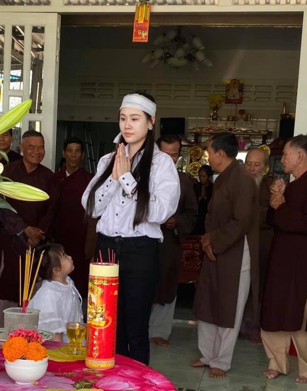 Drama chưa dứt, vợ cố NS Vân Quang Long bức xúc vì bị tra tấn tinh thần: Có lương tâm thì không bao giờ triệt đường sống của người khác-2
