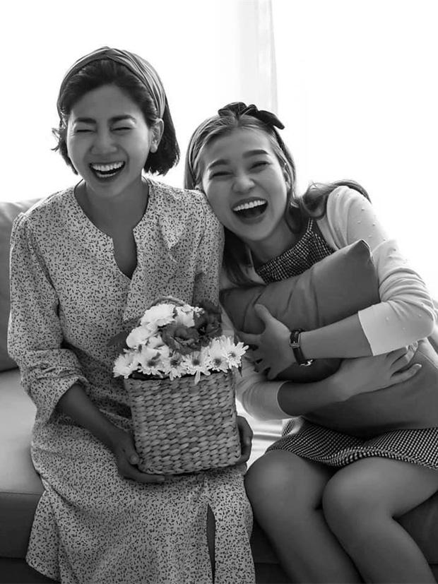 Con gái cố diễn viên Mai Phương đến thắp hương vào ngày giỗ đầu của mẹ-5