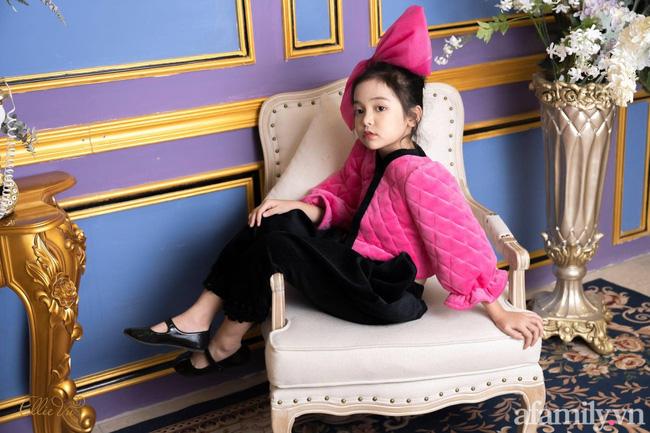 Con gái Việt Anh trong Hướng dương ngược nắng: Ngoài đời được mẹ nuôi dạy chu đáo, tự biết giữ gìn nhan sắc từ nhỏ nên ngày càng xinh đẹp-7