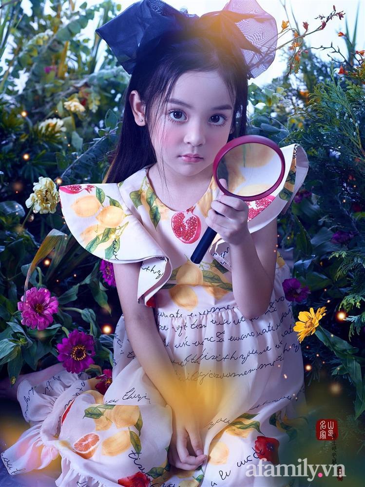 Con gái Việt Anh trong Hướng dương ngược nắng: Ngoài đời được mẹ nuôi dạy chu đáo, tự biết giữ gìn nhan sắc từ nhỏ nên ngày càng xinh đẹp-9