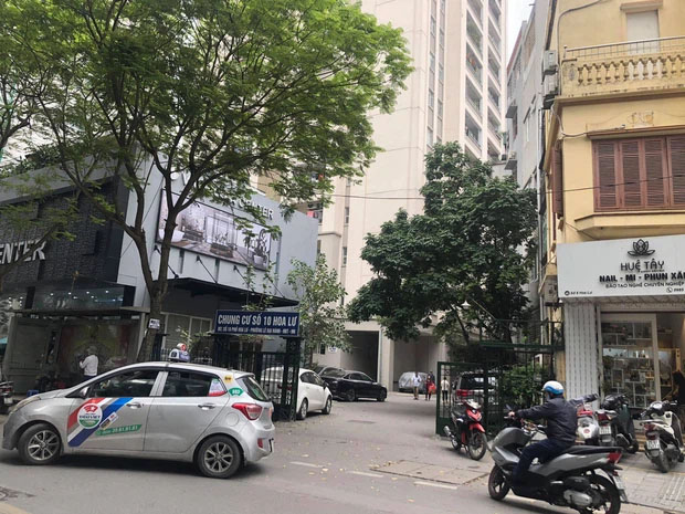 Hà Nội: Nữ giúp việc rơi từ tầng 11 chung cư tử vong-1