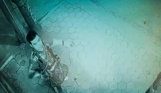 Đối tượng khủng bố tiệm vàng, đâm người truy cản ở Hải Phòng: Biểu hiện ngáo đá, thường xuyên lên mạng xem clip chế tạo bom mìn-2