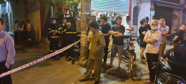 Đối tượng khủng bố tiệm vàng, đâm người truy cản ở Hải Phòng: Biểu hiện ngáo đá, thường xuyên lên mạng xem clip chế tạo bom mìn-3