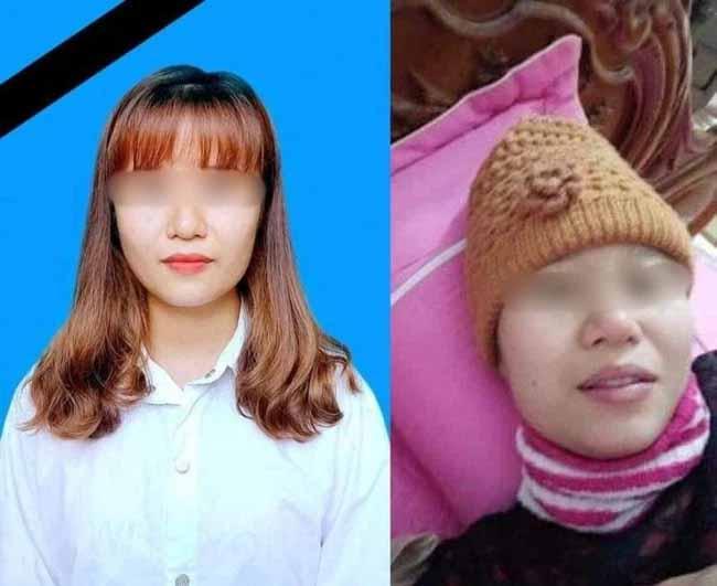 Sản phụ Nam Định mất tích 3 ngày được tìm thấy đã tử vong tại Hà Nội, mới sinh con được 1 tháng và có biểu hiện trầm cảm-1