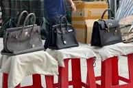 Chủ kho hàng giả nhãn hiệu Hermès 'khủng' nhất miền Bắc dùng chiêu 've sầu thoát xác' để qua mắt lực lượng chức năng