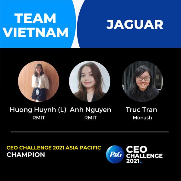 3 cô gái Việt Nam xuất sắc vào vòng chung kết toàn cầu 'P&G CEO Challenge 2021'-1
