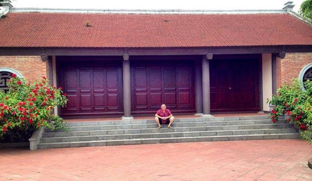 Gia tài khủng của Vua hài đất Bắc Xuân Hinh: Vừa có căn chục tỷ ở Hàng Bông vừa thêm nhà cổ đắt đỏ ở Bắc Ninh-9