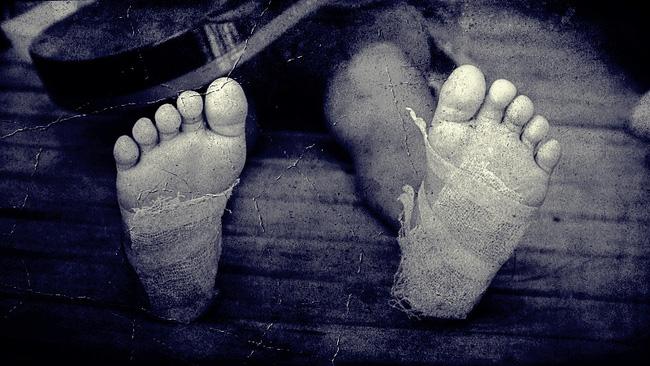 Vụ án cậu bé mất tích chấn động năm 1988: Điều kinh hoàng dưới bãi đất bên sườn đê, đôi quang gánh và hành tung bí ẩn của mẹ kế (Kỳ 1)-4