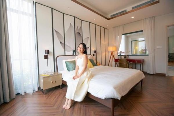 Phạm Quỳnh Anh mua hai căn nhà phố liền kề làm quà tặng cho con gái-2