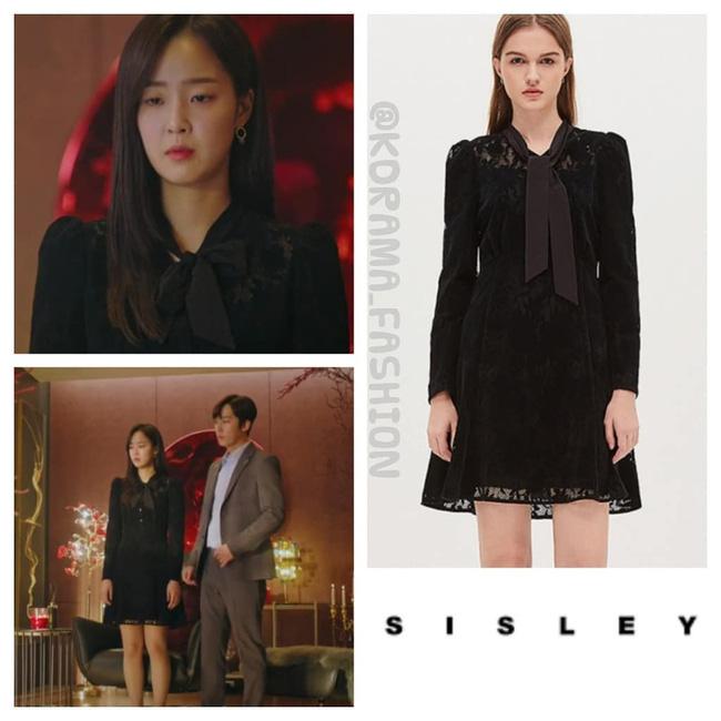 Tiểu thư mắt trợn Ha Eun Byeol có cả một bộ sưu tập váy điệu không Rich kid nào làm lại được trong Penthouse-3