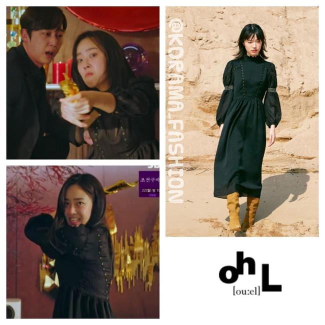 Tiểu thư mắt trợn Ha Eun Byeol có cả một bộ sưu tập váy điệu không Rich kid nào làm lại được trong Penthouse-5