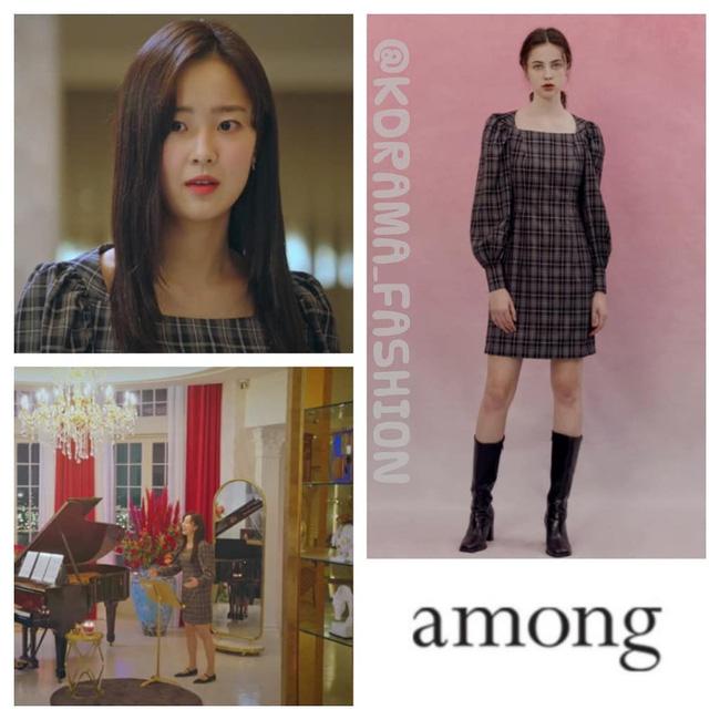 Tiểu thư mắt trợn Ha Eun Byeol có cả một bộ sưu tập váy điệu không Rich kid nào làm lại được trong Penthouse-6