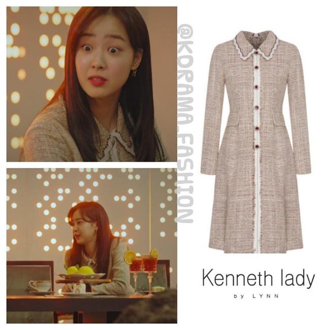 Tiểu thư mắt trợn Ha Eun Byeol có cả một bộ sưu tập váy điệu không Rich kid nào làm lại được trong Penthouse-7