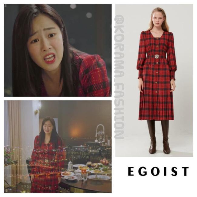 Tiểu thư mắt trợn Ha Eun Byeol có cả một bộ sưu tập váy điệu không Rich kid nào làm lại được trong Penthouse-8