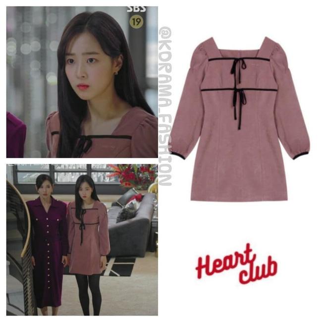 Tiểu thư mắt trợn Ha Eun Byeol có cả một bộ sưu tập váy điệu không Rich kid nào làm lại được trong Penthouse-10